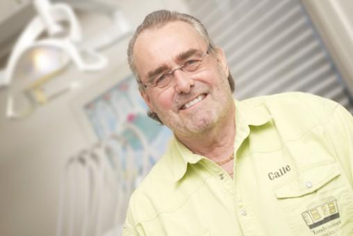 Calle Hagman, Åsa, tandläkare inriktad på estetisk tandvård