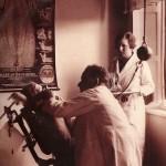 Sveriges förste skoltandläkare