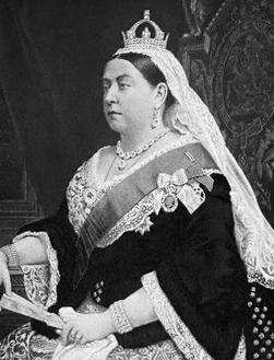 Drottning Victoria var drottning av Storbritannien och Irland 1837–1901 samt kejsarinna av Indien 1877–1901.