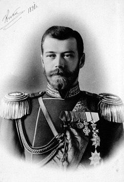 Nickolaj II var den siste tsaren av Ryssland