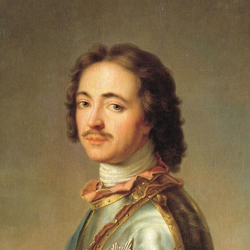 Peter den Store av Ryssland