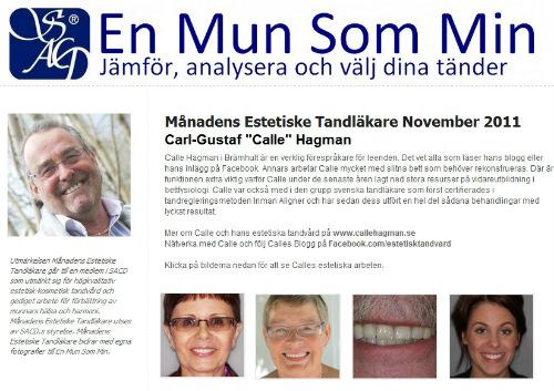 Webbsidan Enmunsom.se