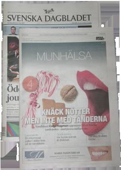 Tematidningen Munhälsa