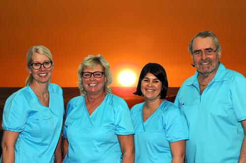 tandvården i Halland